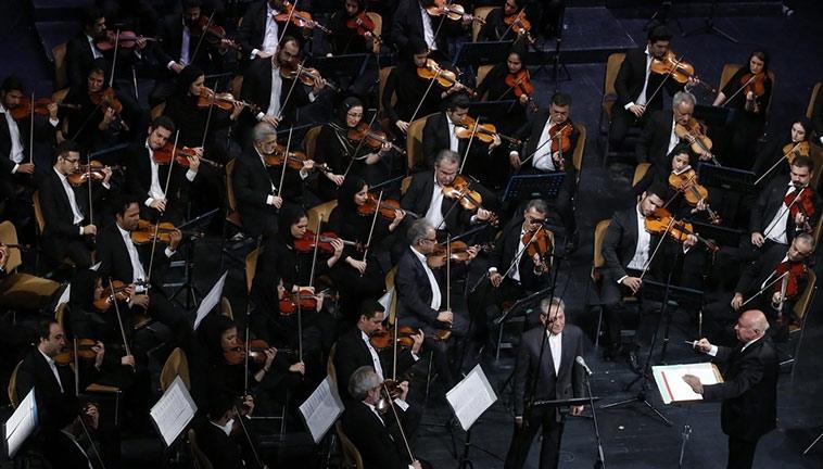 اجراهای ارکستر موسیقی ملی از سر گرفته میشود