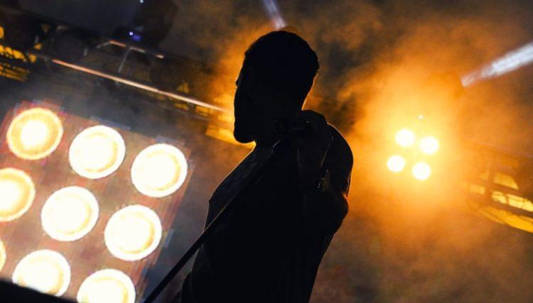 کنسرت سیروان بر فراز خلیج فارس
