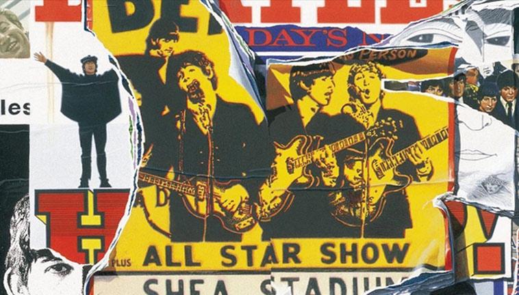 Anthology از گروه بیتلز در اختیار سرویس های استریمینگ قرار گرفت