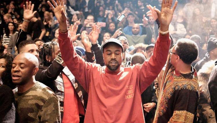 «زندپی پابلو» برای Tidal و Kanye West دردسر ساز شد