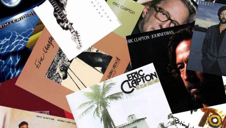 آلبوم جدید اریک کلپتون منتشر شد