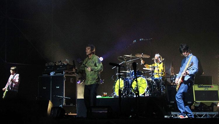 گروه The Stone Roses خبر از انتشار آهنگهای بیشتری داد