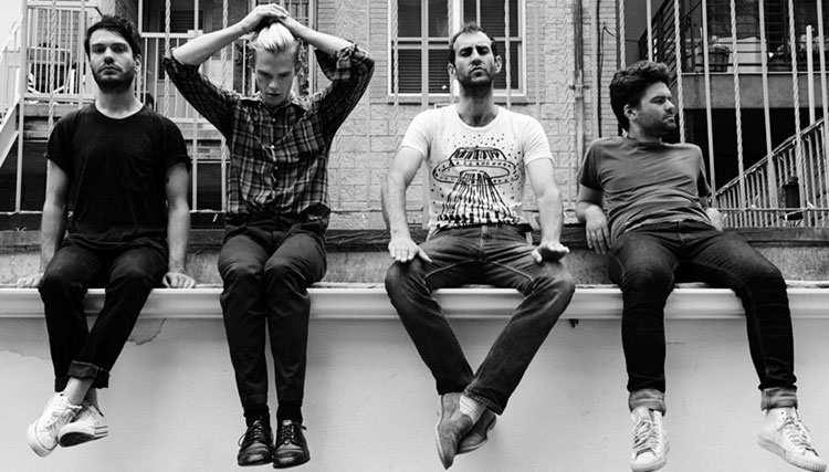 گروه Preoccupations آلبوم جدیدی آماده انتشار دارد