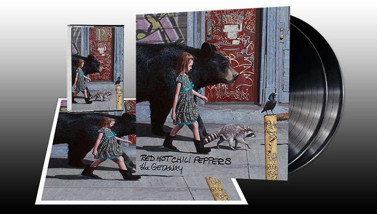 آلبوم جدید Red Hot Chili Peppers منتشر شد