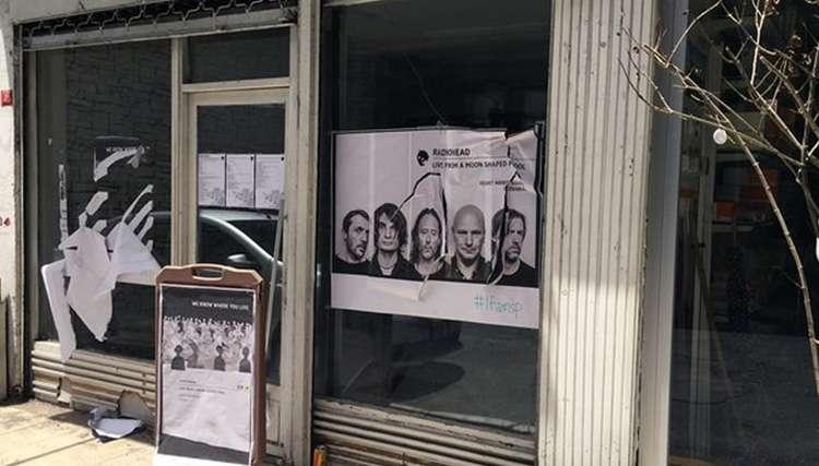به طرفداران Radiohead در استانبول حمله شد