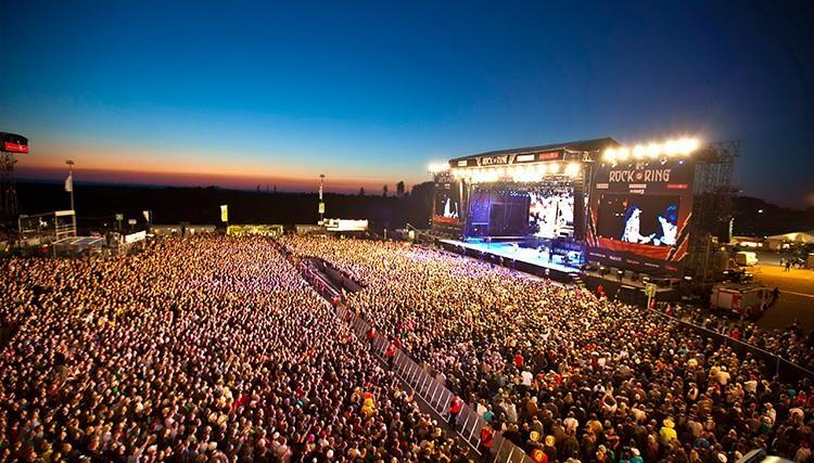 فستیوال راک ام رینگ به دلیل ادامه طوفان لغو شد