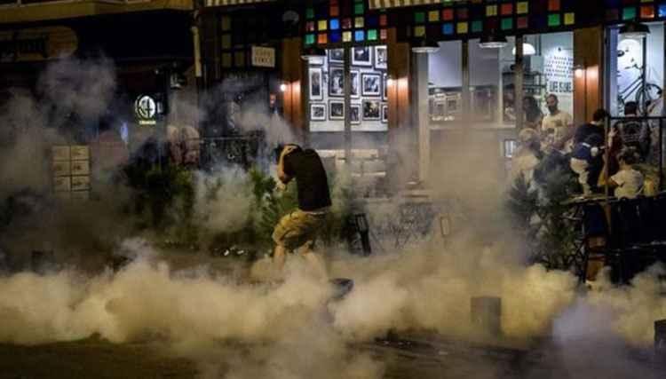 اردوغان حمله به طرفداران رادیوهد در استانبول را محکوم کرد