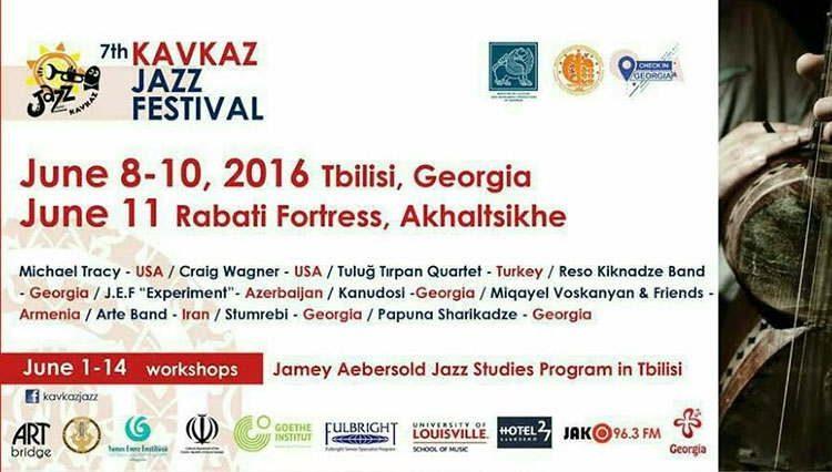 فستیوال جز قفقاز ۲۰۱۶ برگزار میشود