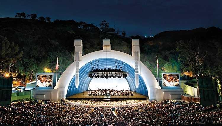 بن ایور و پتی اسمیت اجرای کنسرت در Hollywood Bowl را تایید کردند