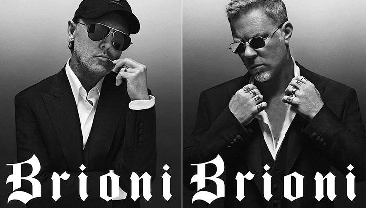 اعضای متالیکا، مدل های کت و شلوار ایتالیایی