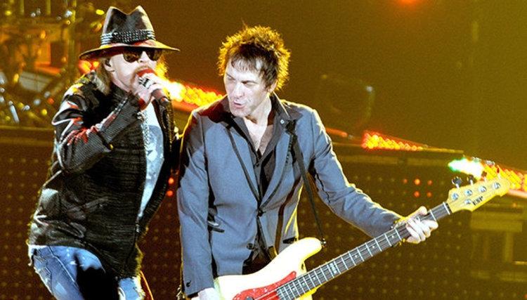 آهنگ جدید گروه Guns N' Roses