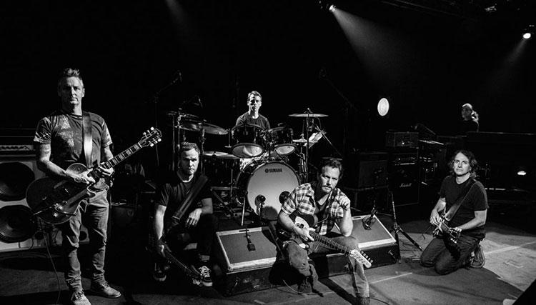 آلبوم جدید Pearl Jam در راه است