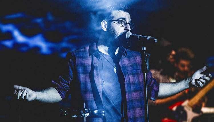 کنسرت گروه چارتار در فضای باز برج میلاد