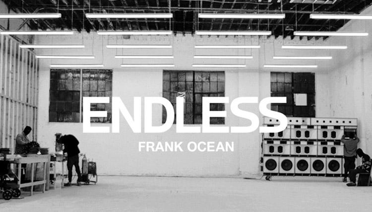 آخر هفته خوش با آلبوم جدید Frank Ocean