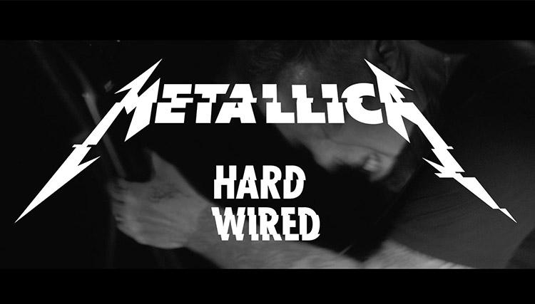 آهنگ جدید متالیکا Hardwired منتشر شد