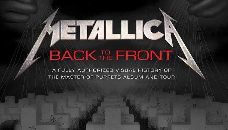 """متالیکا از کتاب """"Back to the Front"""" با ویدئویی جدید خبر داد"""