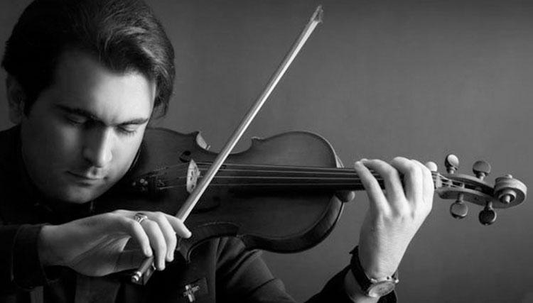 نوازنده ایرانی در اتریش مینوازد/ اجرا در حضور مردم و استادان
