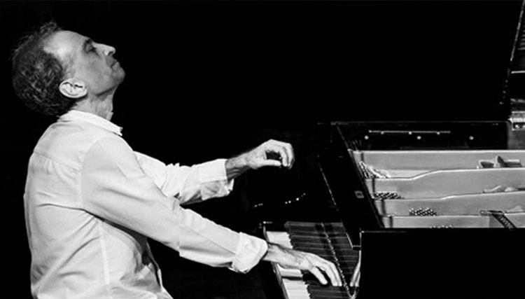 رسیتال پیانو فریدون ناصحی در تالار وحدت