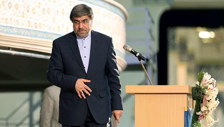 خداحافظی علی جنتی با وزارت ارشاد