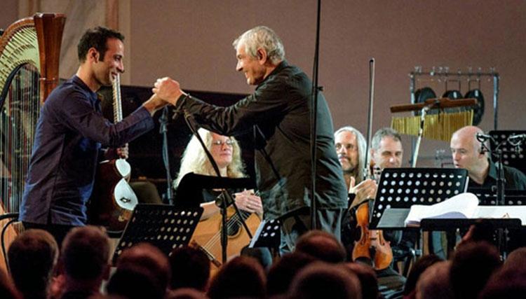 شصتمین دوسالانه موسیقی ونیز با نوای موسیقی ایرانی برگزار شد