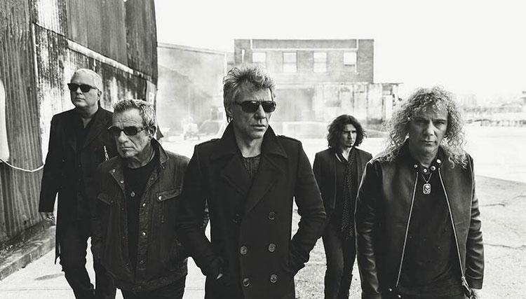«این خانه برای فروش نیست» از Bon Jovi منتشر شد