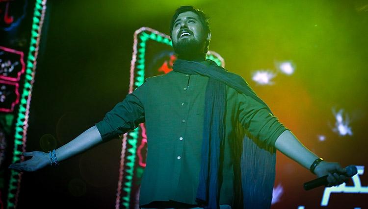 حامد زمانی «سوگ چامهها» را به روی صحنه برد