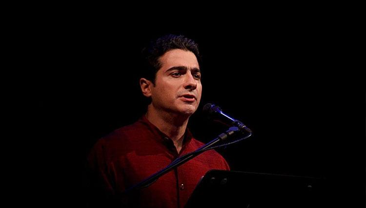 کنسرت همایون شجریان در جشنواره موسیقیهای محلی استانبول
