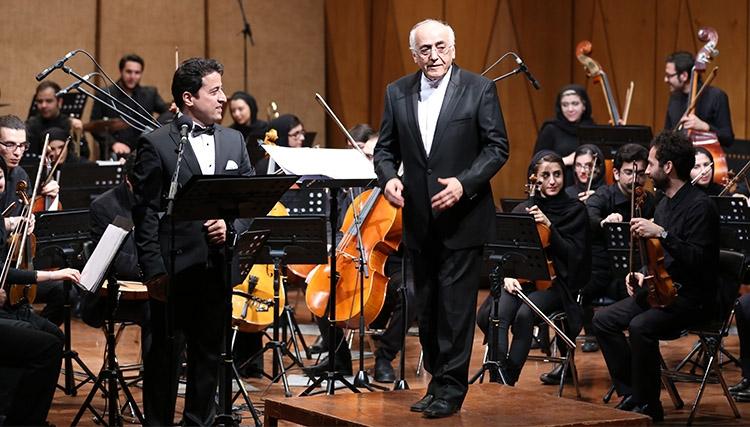 اجرای «ارکستر خانه هنرمندان» به یاد محمد نوری