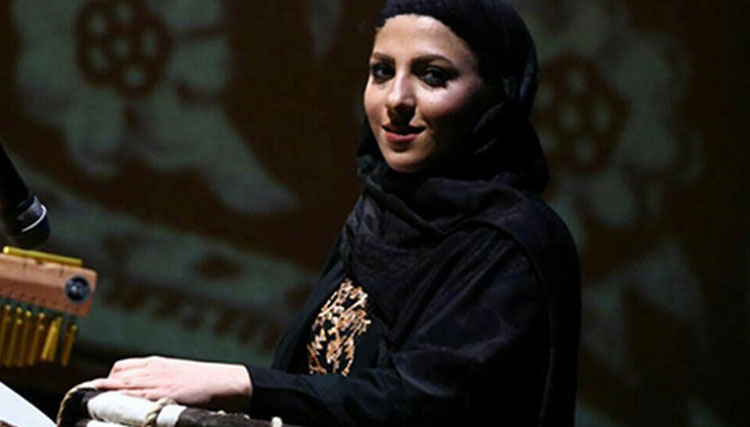 بانوی نوازنده ایرانی بینالمللی شد