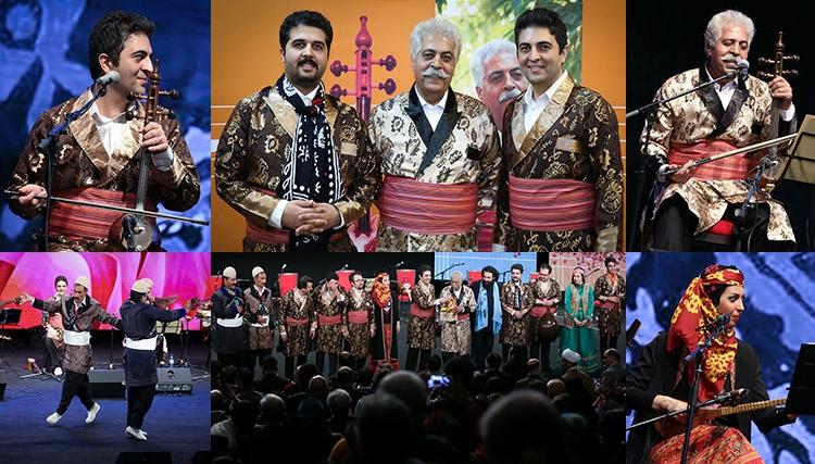 فرج علیپور «شب چله لری» را به تهران آورد