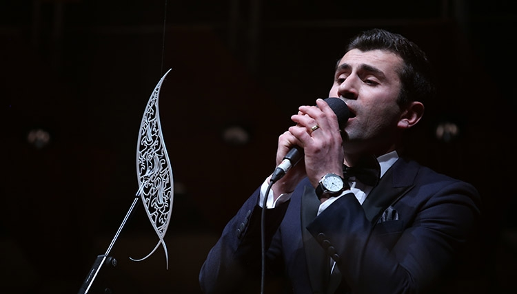 گروه آزار موسیقی ارمنستان را به تالار رودکی آورد