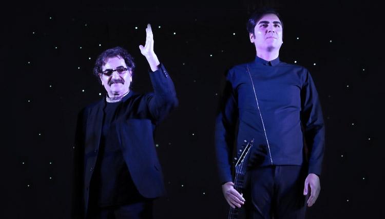 کنسرت ناظری ها بار دیگر در کرمانشاه