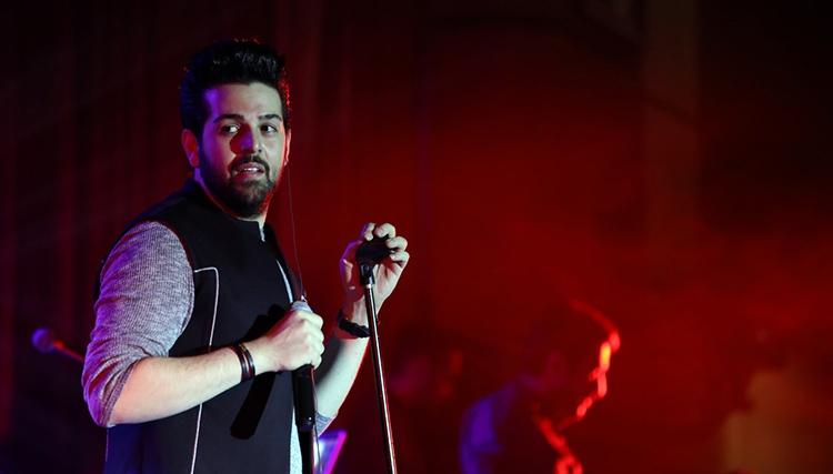 کنسرت عماد طالبزاده در اصفهان برگزار شد