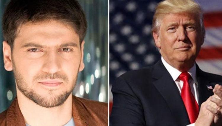 سامی یوسف به دونالد ترامپ نامه نوشت