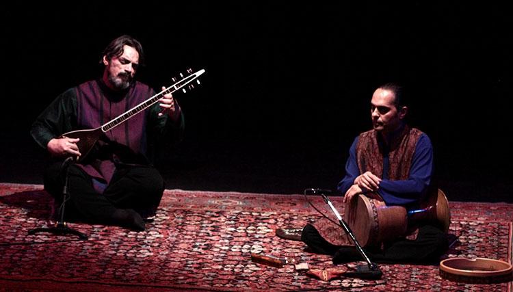 تور کنسرت حسین علیزاده و مجید خلج در اروپا