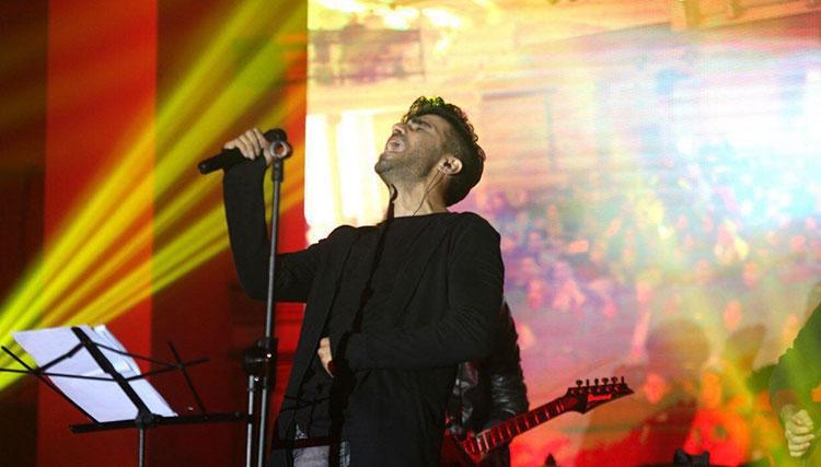 ترافیک هشت ساعته برای رسیدن به کنسرت علی پارسا