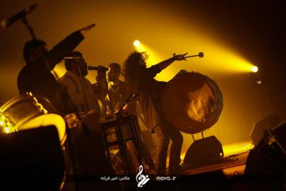 کنسرت کاکوبند | ۱۲ تیر