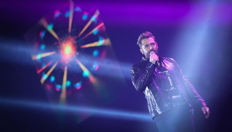 ستارهها در کنسرت آقای سوپر استار!