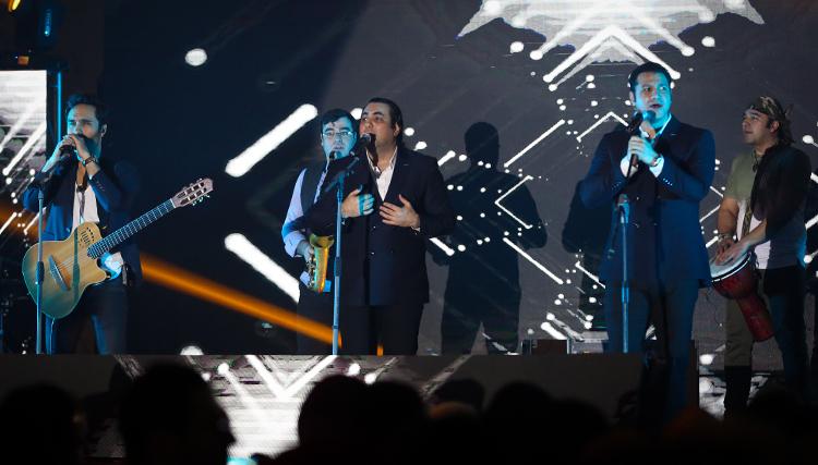 کنسرت نوروزی گروه سون در نور برگزار شد