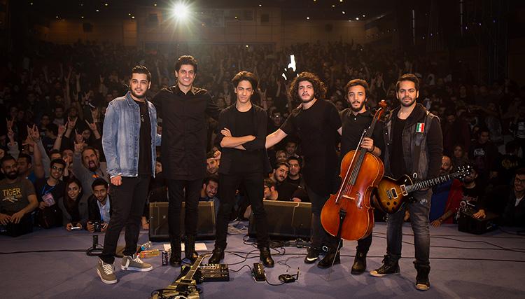 پر مخاطبترین کنسرت شهاب صادقی برگزار شد!