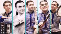 بزرگان موسیقی کشور آذربایجان در راه ایران