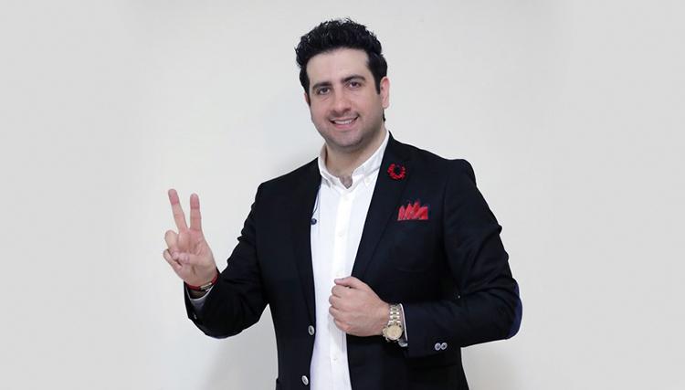کنسرت امید حاجیلی در اصفهان برگزار شد