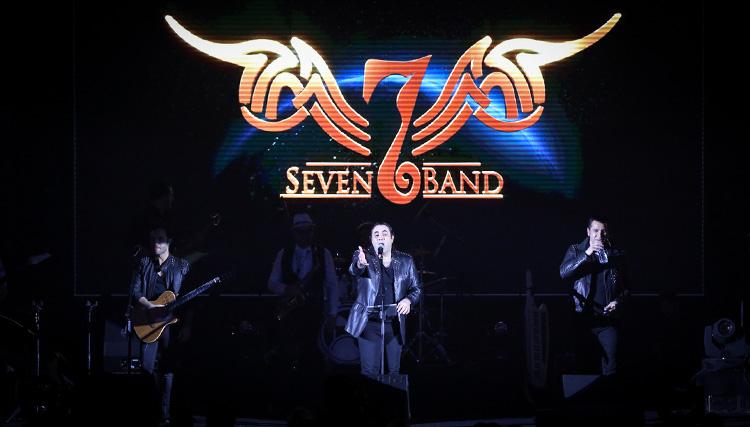 گروه سون پس از یک سال در تهران روی صحنه رفت