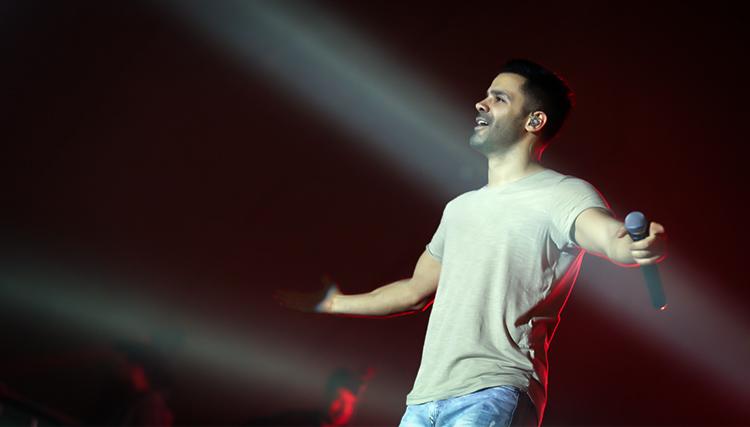 آخرین کنسرت نوروزی سیروان خسروی برگزار شد