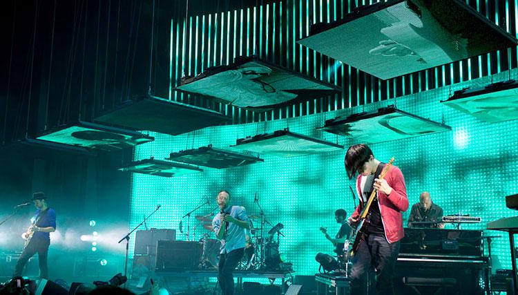 تور کنسرتهای «Radiohead» در بیست سالگی آلبوم تاریخ ساز گروه