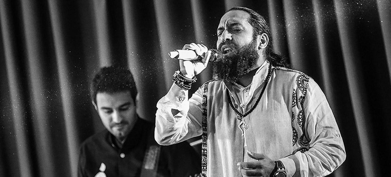 کنسرت تصویری گروه استیج گزارش کنسرت روزبه نعمت اللهی در جشنواره موسیقی هتل ...