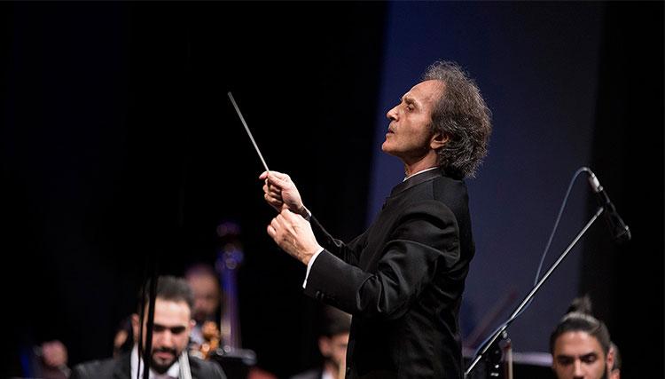 نخستین کنسرت ارکستر سمفونیک در سال ۹۶ برگزار میشود
