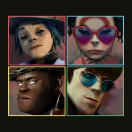 بررسی آلبوم Humanz از Gorillaz