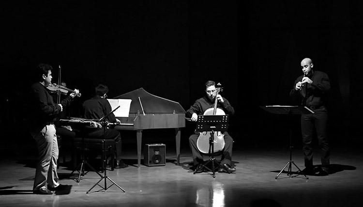 کنسرت کارگاه موسیقی باروک برگزار میشود