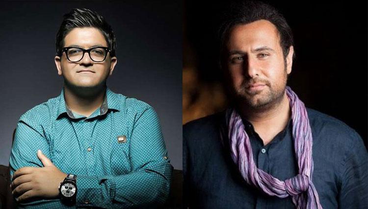 محمد علیزاده و سینا شعبانخانی خوانندگان امسال «ماه عسل»